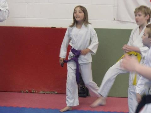 Ashburton Karate club