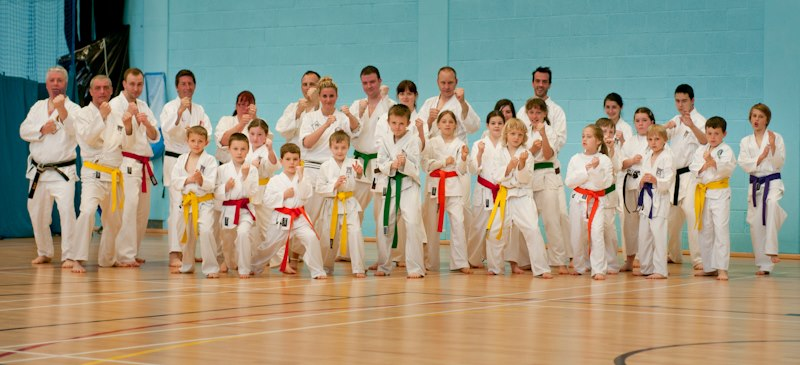 Paignton Karate club